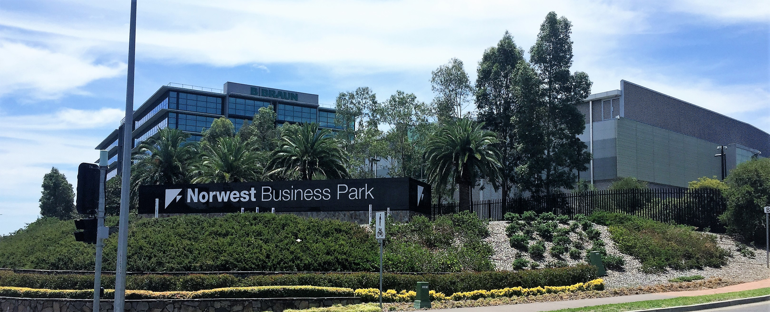 Norwest Business Park Box Hill NSW